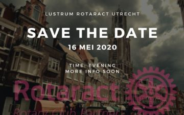 Lustrum Rotaract Utrecht 2020